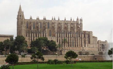 Kathedrale Le Seu auf Mallorca