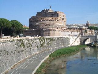 Städtereisen Italien Rom Castel S. Angelo