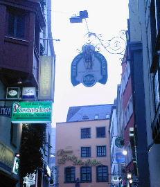 NRW Köln Altstadt